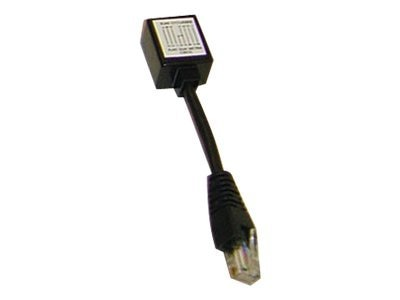 Avocent RJ-45(F) to RJ-45(M), Sun Cisco Crossover Adapter