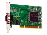 Brainboxes Intashield Low Profile PCI 1 x RS232 Serial Card
