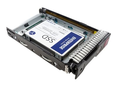 Axiom 200GB Enterprise T500 SATA 6Gb s 3.5 Internal Solid State Drive Solution for HP, 691854-B21-AX