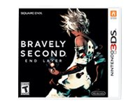 Nintendo Bravely Second: End Layer, 3DS