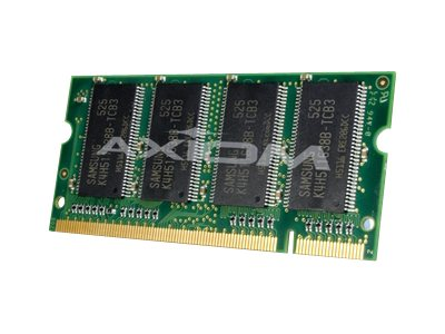 Axiom 1GB PC2700 DDR SDRAM SODIMM for Select ThinkPad Models