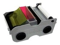 Fargo Electronics YMCKO Ribbon for DTC300 Series Card Printer Encoder