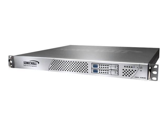 SonicWALL ESA 4300 Secure Upgrade Plus Hardware Only