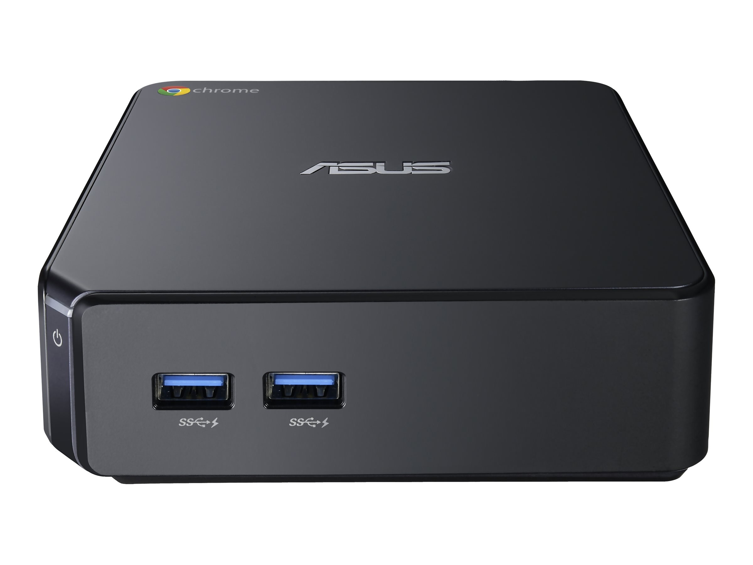 Asus Chromebox M106U Celeron 2955U 1.4GHz 2GB 16GB SSD WL ChromeOS, CHROMEBOX-M106U, 17849094, Desktops