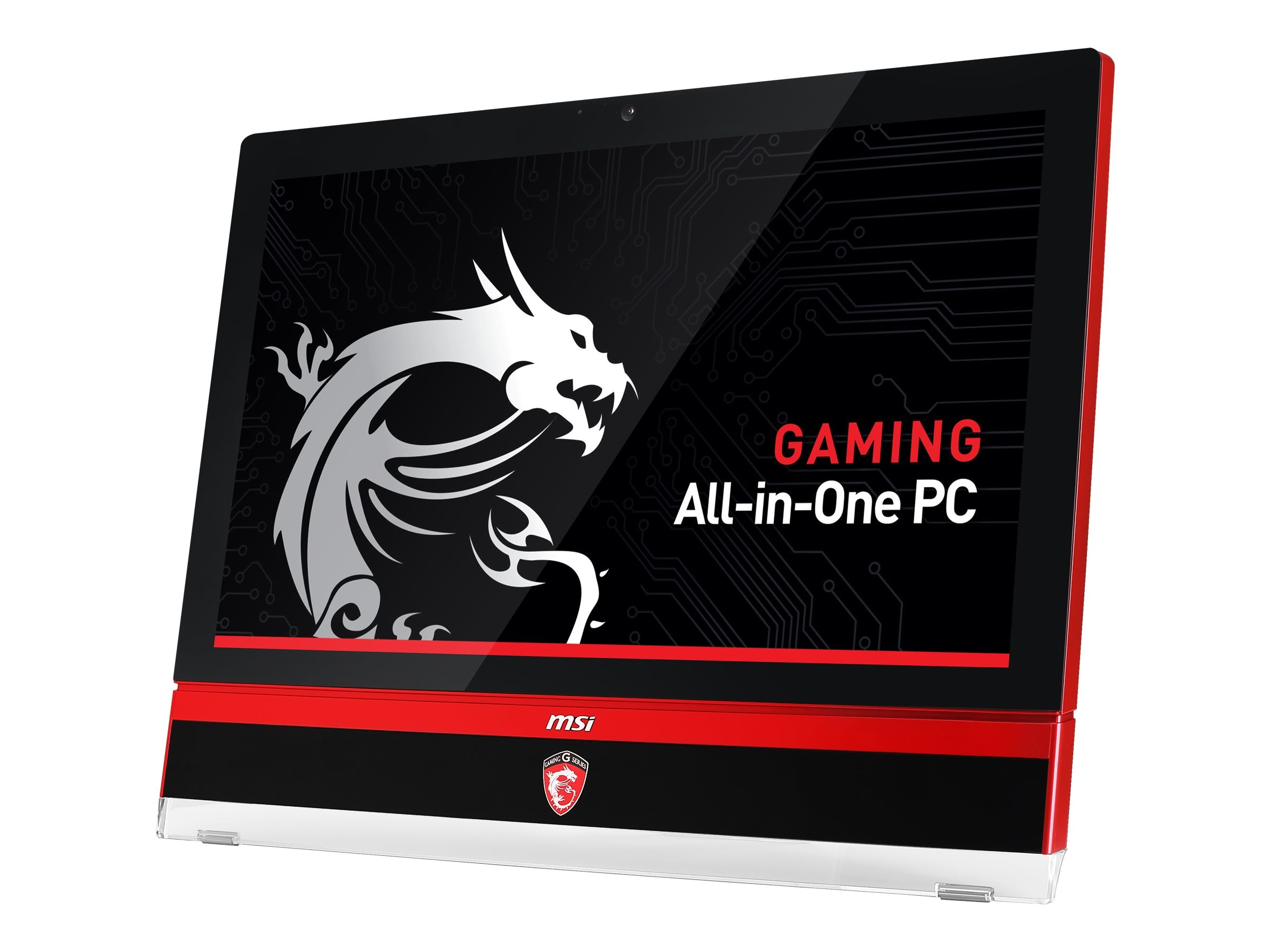 MSI AG270 2QC-045US AIO Core i7-4710 GTX970M 27 MT W8.1, Black Red, AG270 2QC-045US, 17933632, Desktops - All-in-One