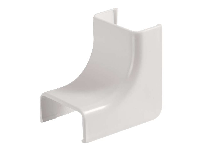 C2G Wiremold Uniduct 2800 Internal Elbow, White, 16062, 18016086, Cable Accessories