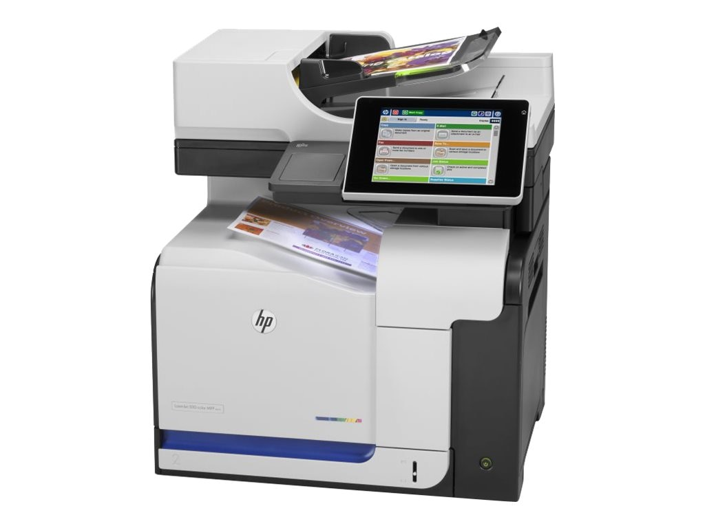Refurb. HP LaserJet Enterprise 500 Color MFP M575dn, CD644AR#BGJ, 16452546, MultiFunction - Laser (color)