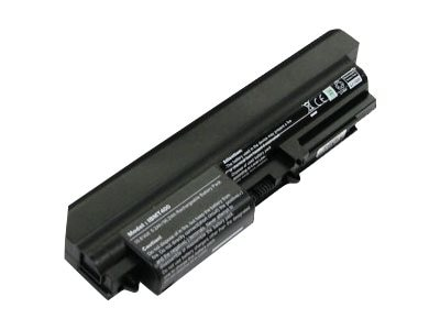 Total Micro 5200mAh 6-Cell Battery for Lenovo