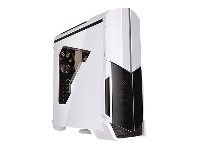 Thermaltake Chassis, Versa N21 Snow Edition Mid Tower ATX 4x3.5 Bays 1x5.25 Bay 7xSlots Window, White