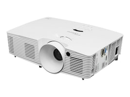 Optoma DH1012 Full HD 3D Projector, 3200 Lumens, White, DH1012, 28185254, Projectors