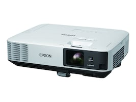 Epson PowerLite 2040 XGA 3LCD Projector, 4200 Lumens, White, V11H822020, 33566254, Projectors