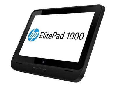 HP ElitePad 1000 G2 1.6GHz processor Windows Embedded 8.1 Industry 64-bit, G5R22UT#ABA, 18036466, Tablets