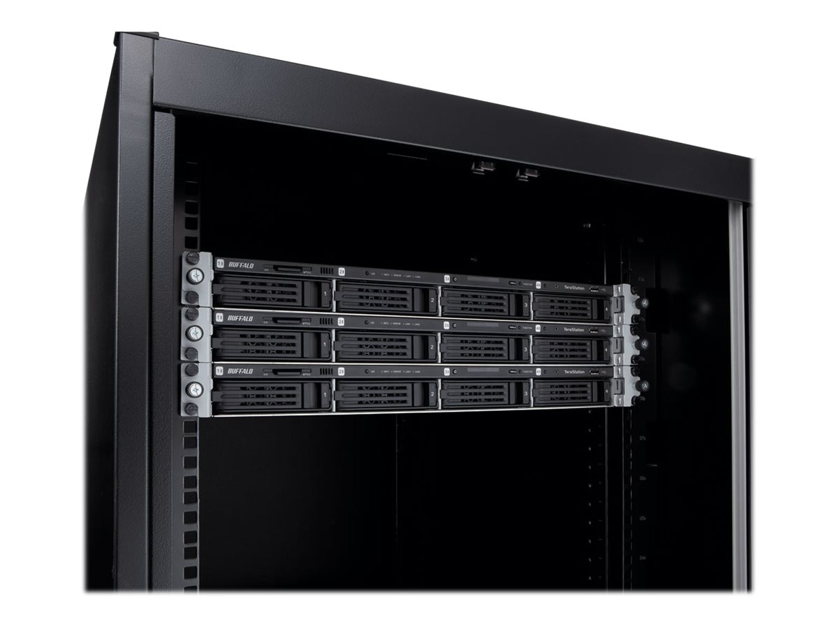 BUFFALO TeraStation 3400 12TB RAID NAS, TS3400R1204, 15998491, Network Attached Storage