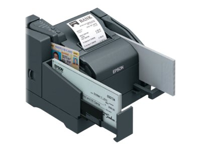 Epson TM-S9000 Multifunction Scanner Printer - Dark Gray, A41A267031