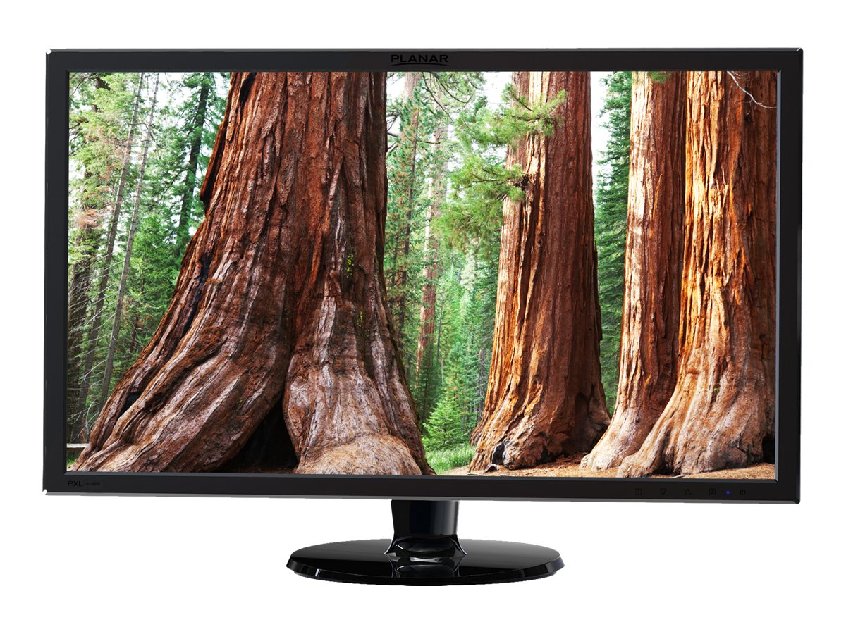 Planar 24 PXL2470MW Full HD LED-LCD Monitor, Black, 997-7346-00, 16668988, Monitors - LED-LCD