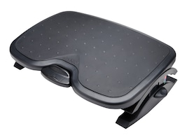 Kensington Smartfit Solemate Plus Foot Rest, Black, K52789WW, 33630674, Ergonomic Products