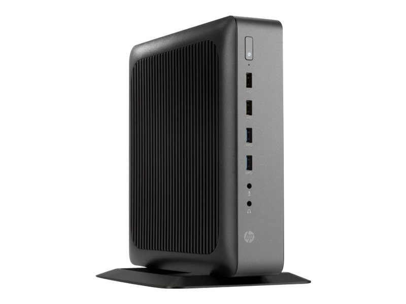 HP t620 PLUS Flexible Thin Client AMD QC GX-420CA 2.0GHz 4GB 16GB Flash FirePro2270 GbE WES7E, F5A63AA#ABA