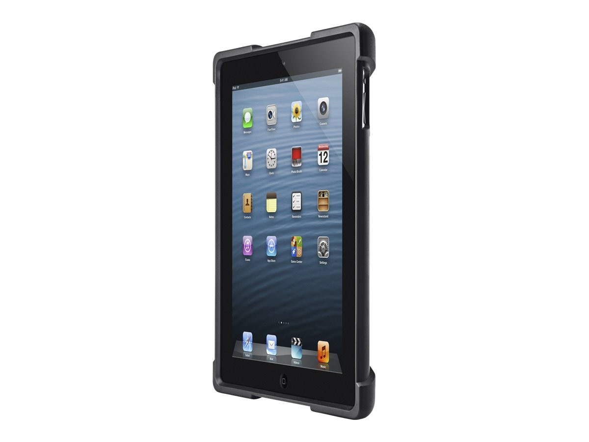Belkin Air Shield Protective Case for iPad 2 3 4, Black, B2A060-C00, 16195754, Carrying Cases - Tablets & eReaders