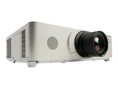 Christie LW551I WUXGA 3LCD Projector, 5500 Lumens, White, 121-015107-01