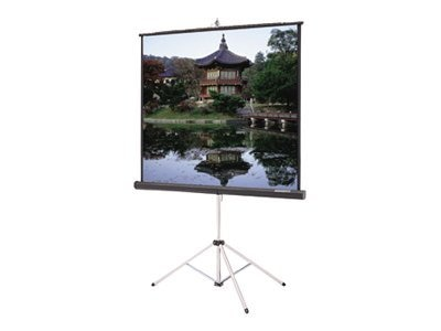 Da-Lite Picture King Projection Screen, Video Spectra 1.5, 84 x 84