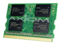 Axiom 512MB PC2700 DDR SDRAM MicroDIMM for Toughbook T2, CF-BAU0512U-AX, 15440543, Memory