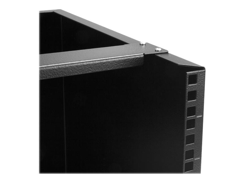StarTech.com 8U Wall Mount Rack for 12in Mount, WALLMOUNT8