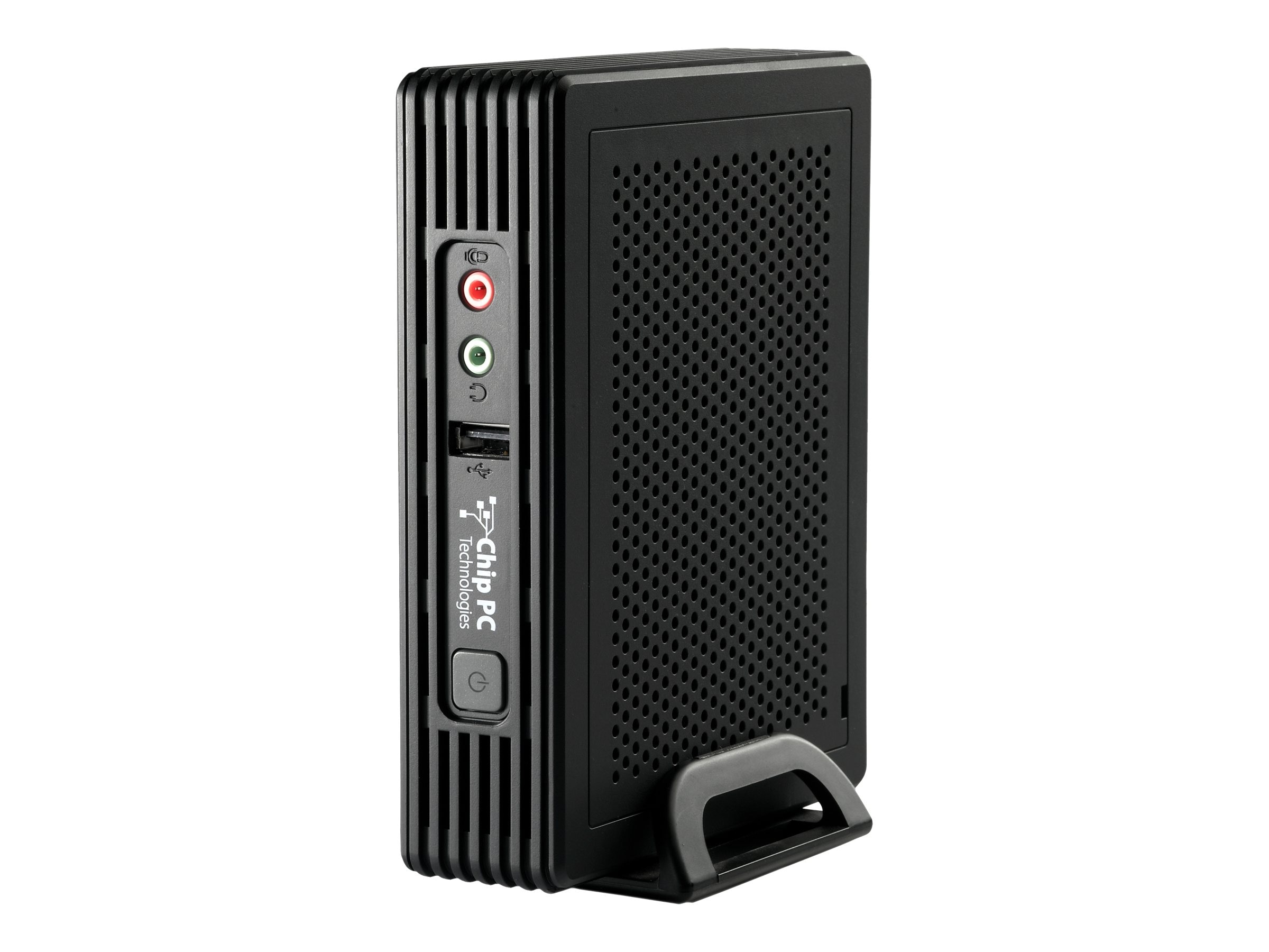 Chip PC Ex PC Thin Client AMD Fusion T40N 1.0GHz 2GB RAM 8GB Flash GbE, CPN06340, 16015207, Thin Client Hardware
