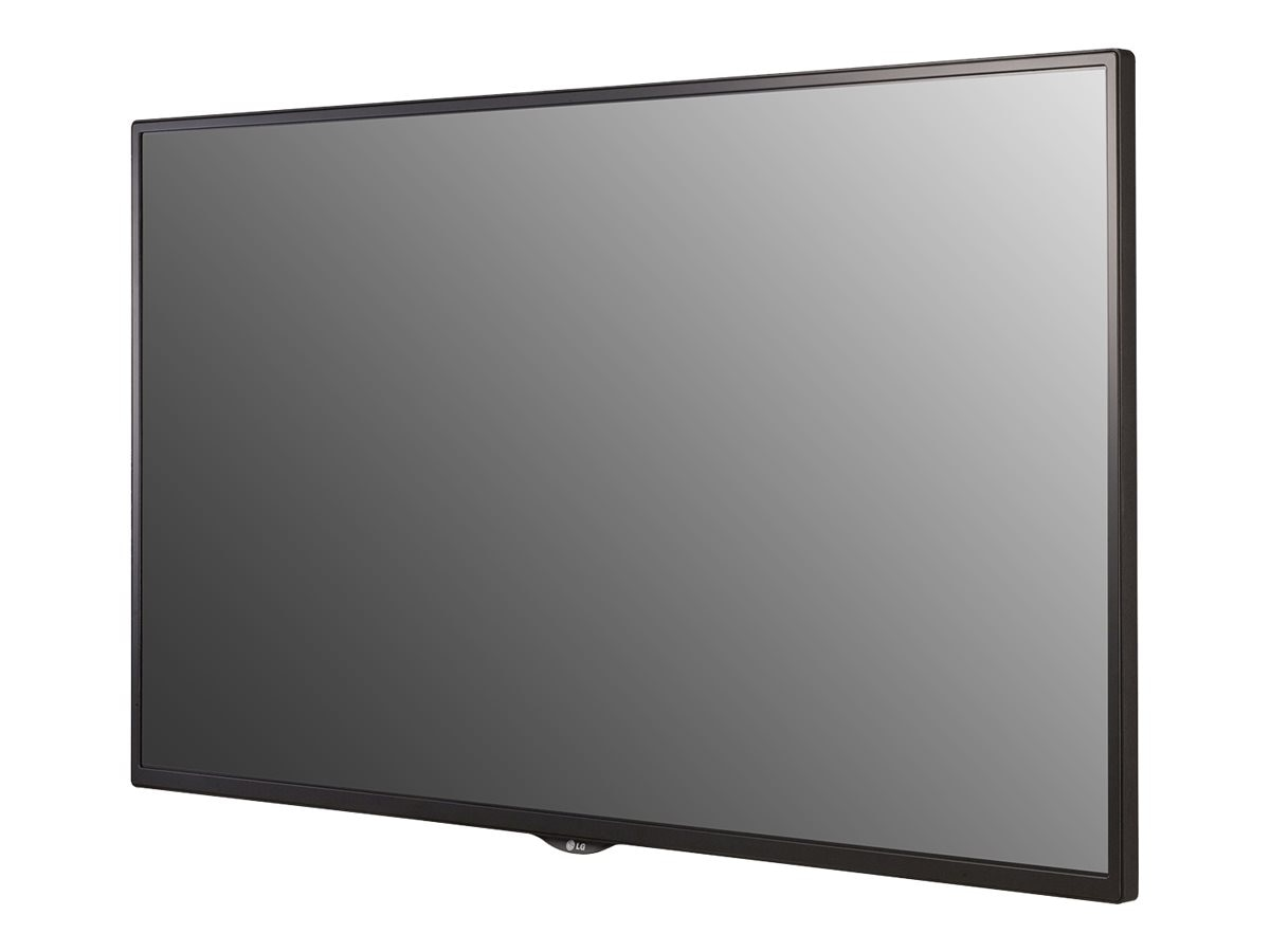 LG 49 Full HD LCD Monitor, 350 Nits, 18 7, 49SE3KB-B