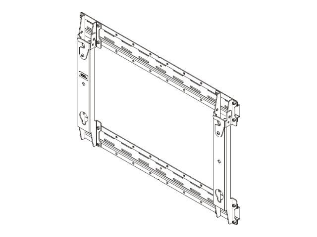 Chief Manufacturing Heavy-Duty Custom Flat Panel Wall Mount for 65-103 TVs, PSMH2840, 15631526, Stands & Mounts - AV
