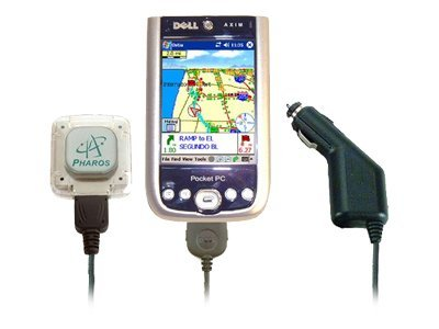 Pharos Pocket GPS Navigator for Dell, PK047, 6586284, Global Positioning Systems