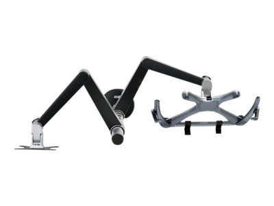 Tripp Lite Full Motion Dual Desk Clamp for 13 to 27 Monitors and Laptops up to 15, DDR1327NBMSC