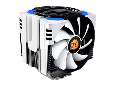 Thermaltake FrioOCK Snow Edition CPU Cooler 240W, White