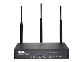 SonicWALL TZ400 Wireless AC with Secure Upgrade (3 Years), 01-SSC-0507, 25745156, Network Firewall/VPN - Hardware