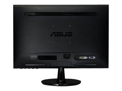 Asus 19 VS197T-P LED-LCD Monitor, Black, VS197T-P