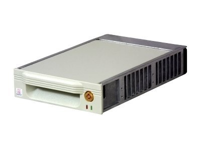 CRU DP5+ Ultra F W Removable HDD Frame & Carrier - Beige, 8410-1000-0000, 12886283, Hard Drive Enclosures - Single
