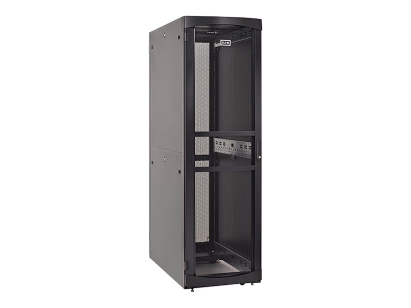 Eaton RS Colocation Configuration Enclosure 42U x 800mm x 1100mm, Black, RSC4281B