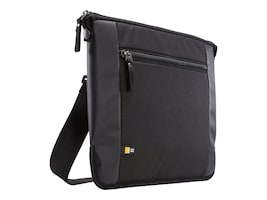 Case Logic Intrata 11.6 Laptop Bag for Chromebook, Black, INT111BLACK, 19099637, Carrying Cases - Notebook