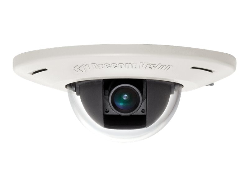 Arecontvision MicroDome H.264 Ultra Low-Profile Recessed Mount Day Night IP Camera, AV2456DN-F