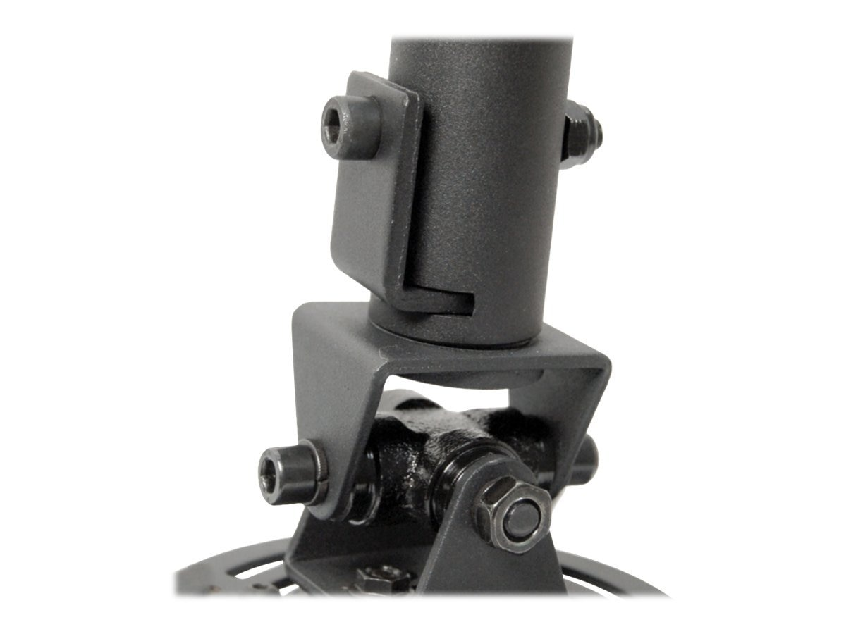 Promounts Universal Ceiling Projector Mount, Black - up to 32 drop