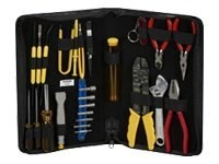 Black Box 19-Piece Technical Tool Kit, FT814, 5977081, Tools & Hardware