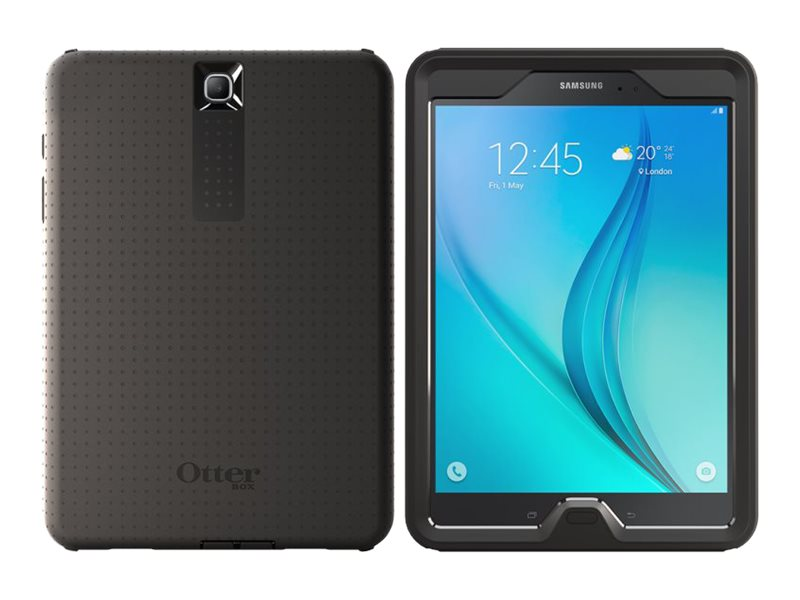OtterBox Defender for Galaxy Tab A 9.7, No Stylus, B2B Pro Pack, Black