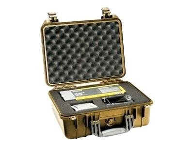 Pelican 1450 Case with Foam, Desert Tan, 1450-000-190, 12544751, Carrying Cases - Other