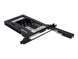 StarTech.com 2.5 SATA Removable Hard Drive Bay for PC Expansion Slot, S25SLOTR, 10640458, Drive Mounting Hardware