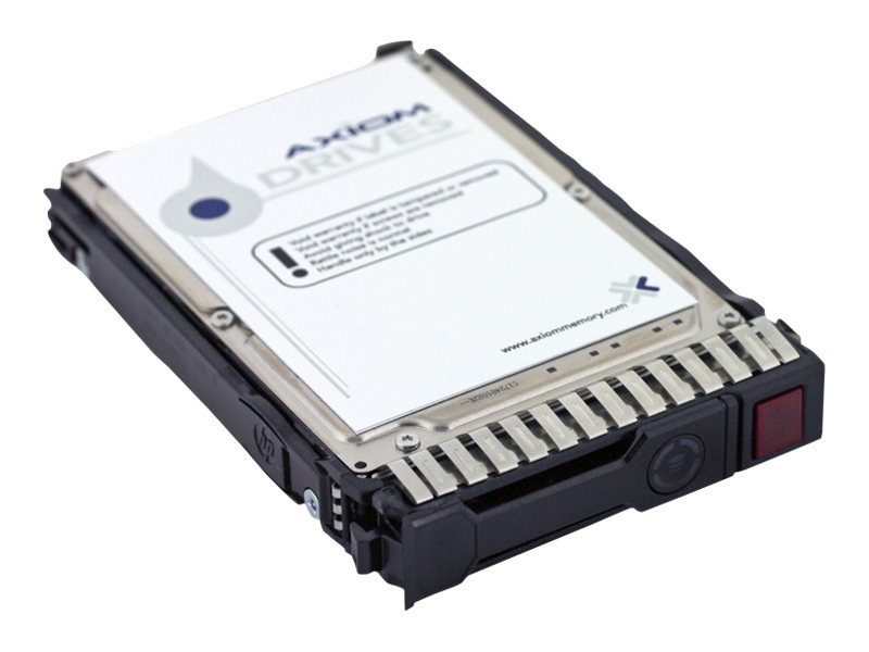Axiom 1.2TB SAS 6Gb s 10K RPM SFF 2.5 Enterprise Hot-Swap Hard Drive, 697574-B21-AX, 15976971, Hard Drives - Internal