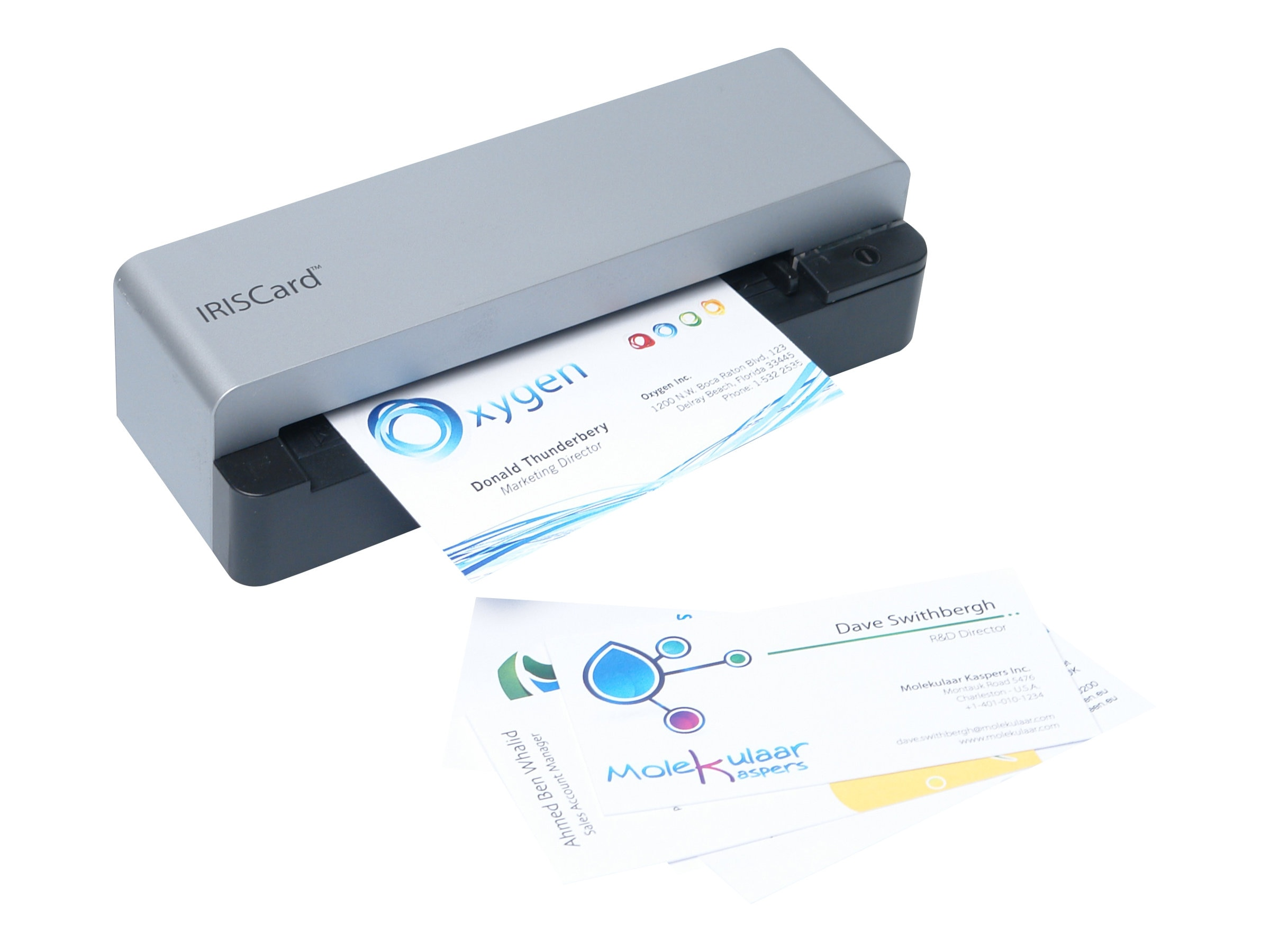 IRIS IRISCard Anywhere 5 Mobile Scanner, 457486