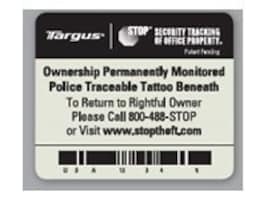 Targus Defcon A.R.T. Security Plate, ASP40US, 8729761, Security Hardware