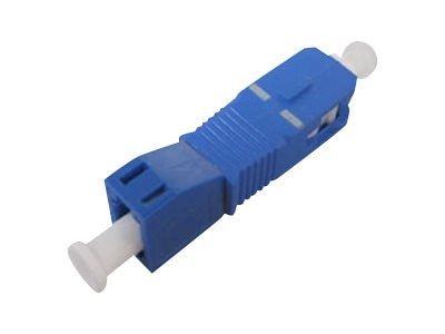 ACP-EP LC-SC F M SMF Simplex Fiber Optic Adapter, ADD-ADPT-SCMLCF-SS, 17398975, Adapters & Port Converters