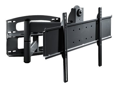 Peerless PLA Series Articulating Wall Arm for 37-95 Displays, Black, PLA60-UNL, 6911446, Stands & Mounts - AV