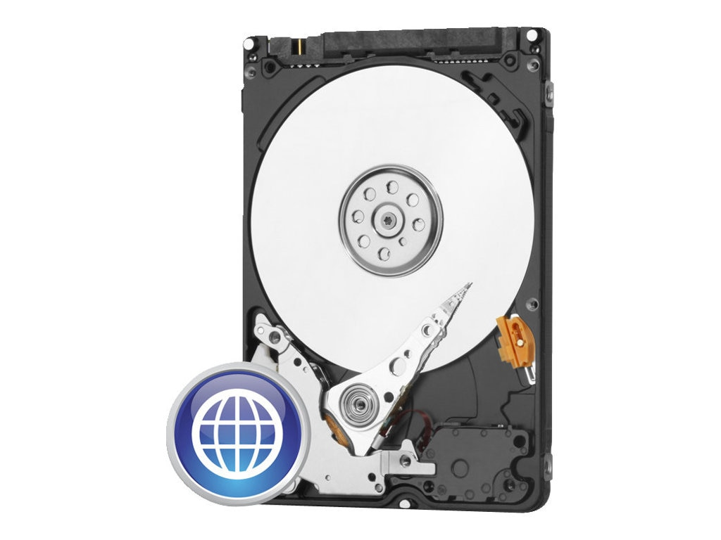 WD 750GB WD Blue SATA 6Gb s 2.5 7mm Internal Hard Drives (50-pack), WD7500LPCX-50PK, 15797016, Hard Drives - Internal