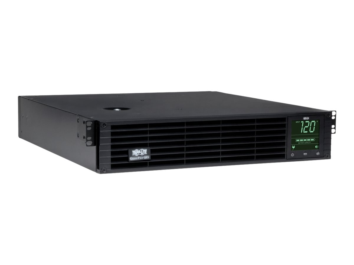 Tripp Lite Smart Pro 2600VA 1920W UPS 2U Rack Tower Line-Interactive (9) Outlets, SMART2600RM2U, 414904, Battery Backup/UPS